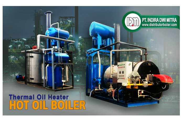 Indira Thermal Oil Heater